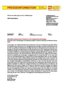 Hagenburg / Sachsenhagen bekommen ein Testzentrum