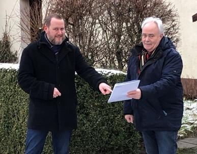 CDU-Fraktion der Samtgemeinde unterstützt die geplante Sanierung und Erweiterung der Sporthalle Wölpinghausen!