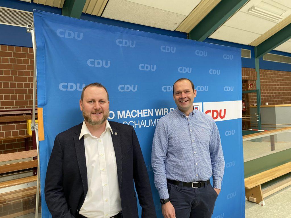 Unsere neue CDU mittendrin