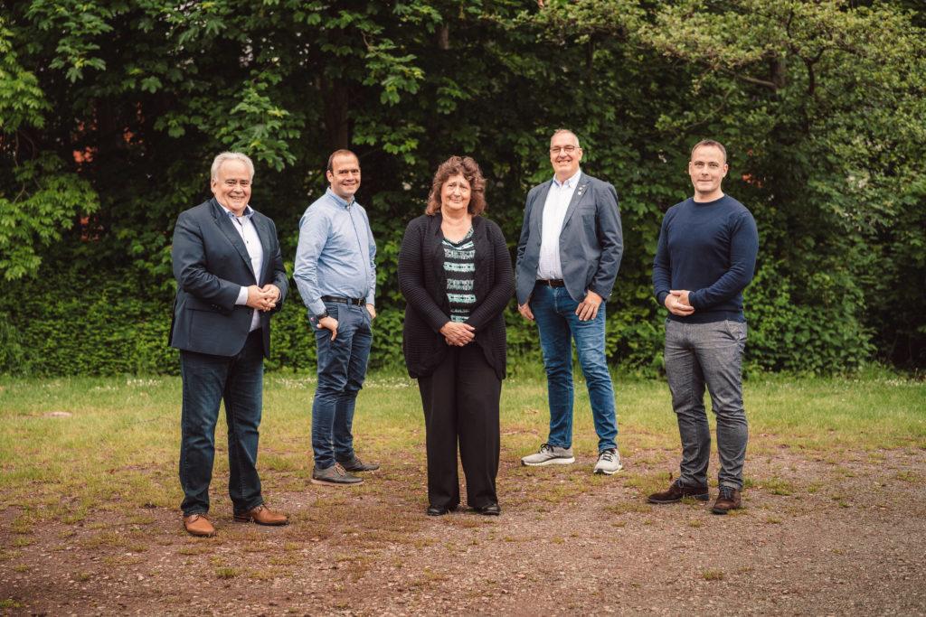 Kreistagskandidaten aus der Samtgemeinde Sachsenhagen