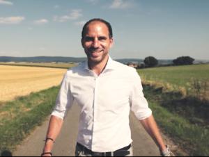 Maik Beermann unser CDU Kandidat für den Bundestag